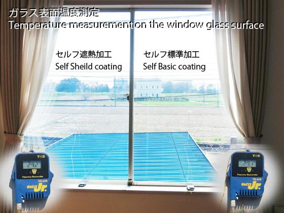 全体-ガラス表面セルフタイプ